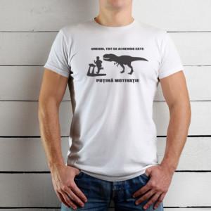 Imprimeu tricou MOTIVATIE