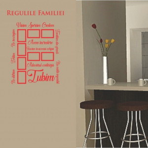 Regulile familiei