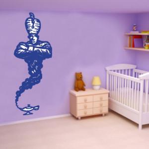 Sticker De Perete Aladin