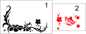 Sticker De Perete Deco Feng Shui 01