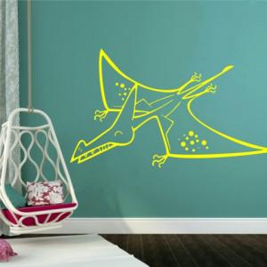 Sticker De Perete Dinozaur Zburator