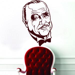 Sticker De Perete Godfather 2