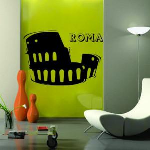Sticker De Perete Roma