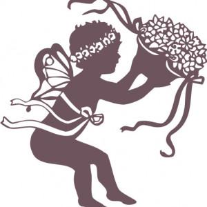 Sticker De Perete Spiridus