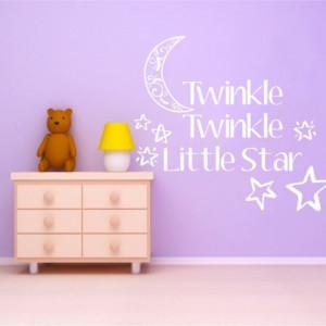 Sticker De Perete Twinkle Little Star