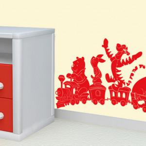 Sticker De Perete Winnie