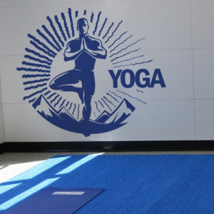 Sticker Yoga Spirit