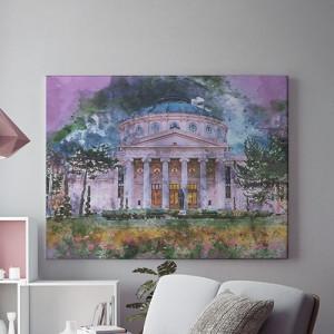 Tablou Canvas Ateneu