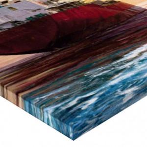 Tablou canvas efect painting - vapor