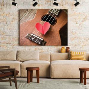 Tablou Canvas Love Music