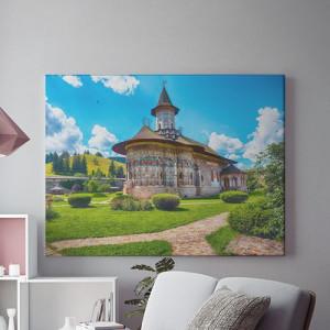 Tablou Canvas Manastire Sucevita