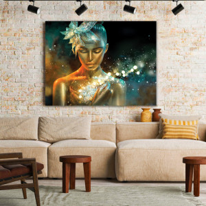 Tablou Canvas Sparkling Fantasy