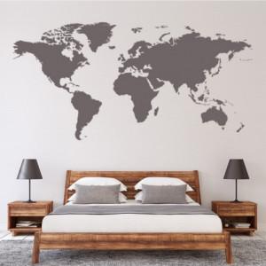 World Map Educational