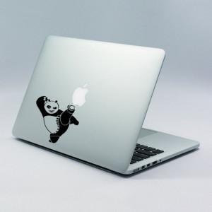 Sticker laptop - Kung-Fu Panda