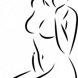 Femeie nud 3