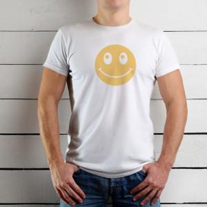 Imprimeu tricou CRAZY SMILE
