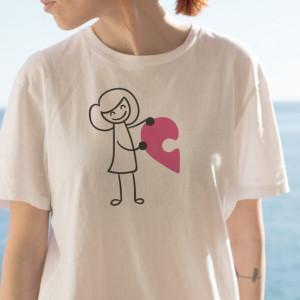 Imprimeu tricou NE COMPLETAM (EA)