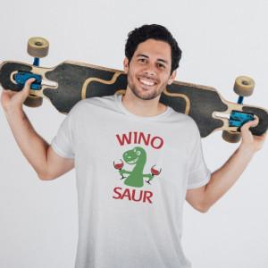 Imprimeu tricou WINOSAUR