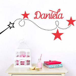 Sticker cu nume - Daniela