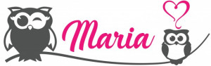 Sticker cu nume - Maria