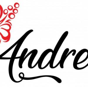 Sticker De Perete Cu Nume - Andreea