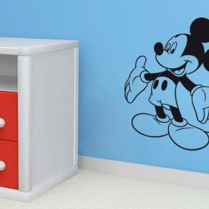 Sticker De Perete Mickey Mouse 2