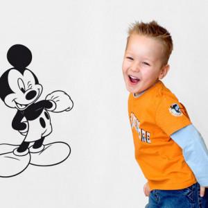 Sticker De Perete Mickey Mouse 3