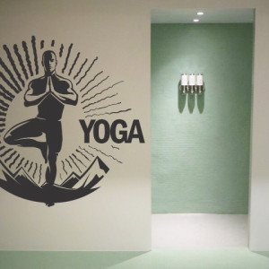 Sticker De Perete Yoga Spirit