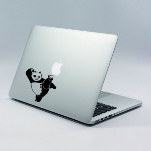 Sticker laptop - Kung-Fu Panda
