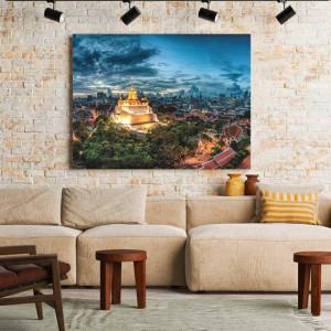 Tablou Canvas Modern Temple