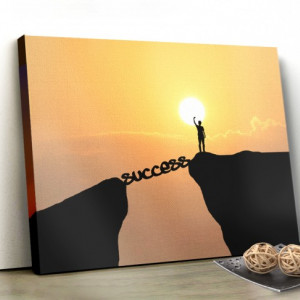 Tablou canvas motivational - Success