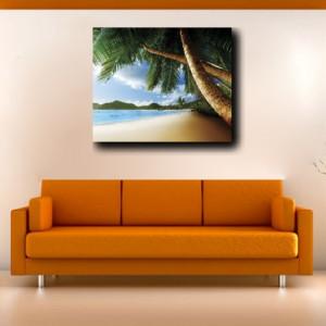Tablou Canvas - Peisaj Plaja 03