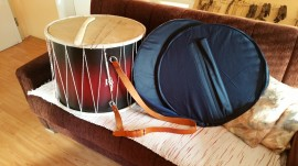 Slika TAPAN - standardni / Traditional double sided drum