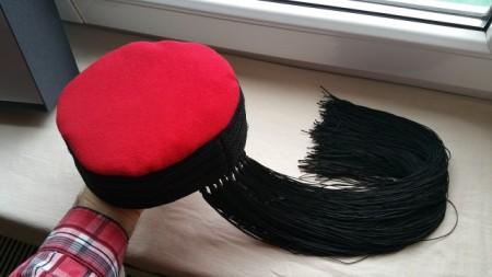 LIČKA kapa - u KUTIJI