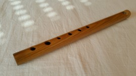 "SERBIAN BLOCKFLUTE - Serbisch Blockflöte (in ""C"") - WITHOUT METAL MOUTHPIECE images"