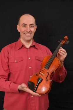 Violin for children, handmade - (3/4) - 35-40 years old