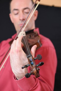 Violin, handmade - (4/4) - 180 years old