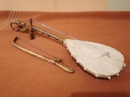 Gusle - DEČIJI INSTRUMENT - Kozorog - Motiv: Sveti Đorđe