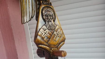 Gusle PROFESIONALNE - ORAO - Motivi: Sveti Sava, Vaslilije Ostroški i VUK KARADŽIĆ