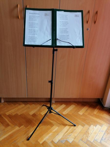 STALAK za GUSLARE - za tekstove pesama