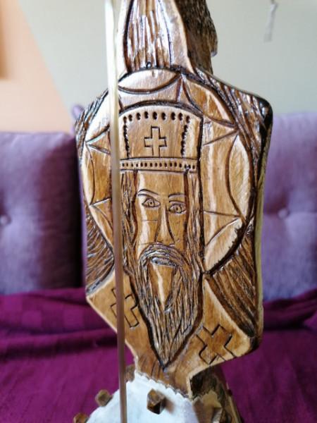 Gusle Br. 679 - Orao - Motivi: Sv. Vasilije Ostroški i OSTROG