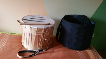 Tapan - PROFESIONALNI / Traditional Professional TAPAN - double sided drum images
