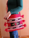 Veća torba na rame Model TV2 - Ručno tkana - 30x30cm