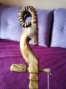 Gusle - Kozorog - NEUTRALNE - Bez motiva - 87cm