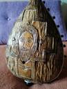 Gusle - Kozorog - Motiv: Gospod Isus Hristos - 85cm