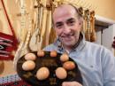 Tanjir za uskršnja jaja - Model 1 (za 8 jaja)