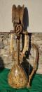 Gusle - Rustik Mač 002 - Njegoš i Manastir Ostrog