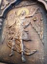 IKONA, nova - Sveti Arhangel Mihailo - 40x30 cm
