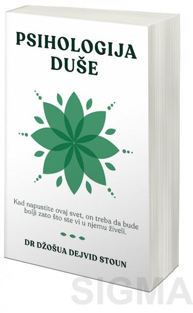 Knjiga Psihologija duše - dr Džošua Dejvid Stoun