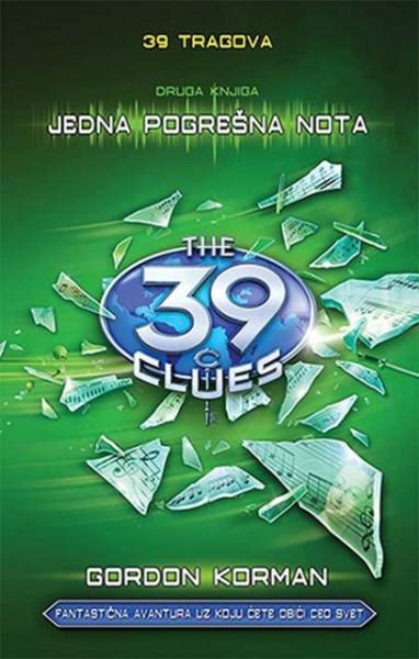 39 tragova: Jedna pogrešna nota - druga knjiga - Gordon Korman